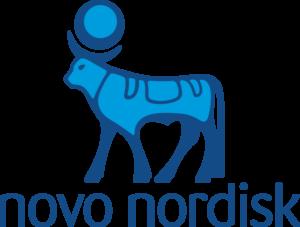 Novo Nordisks logo